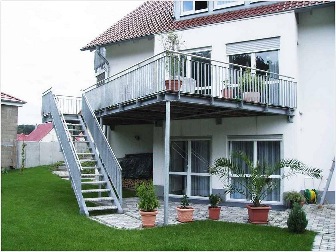 Balkon Gelander Treppe Manfred Bramer Schlosserei